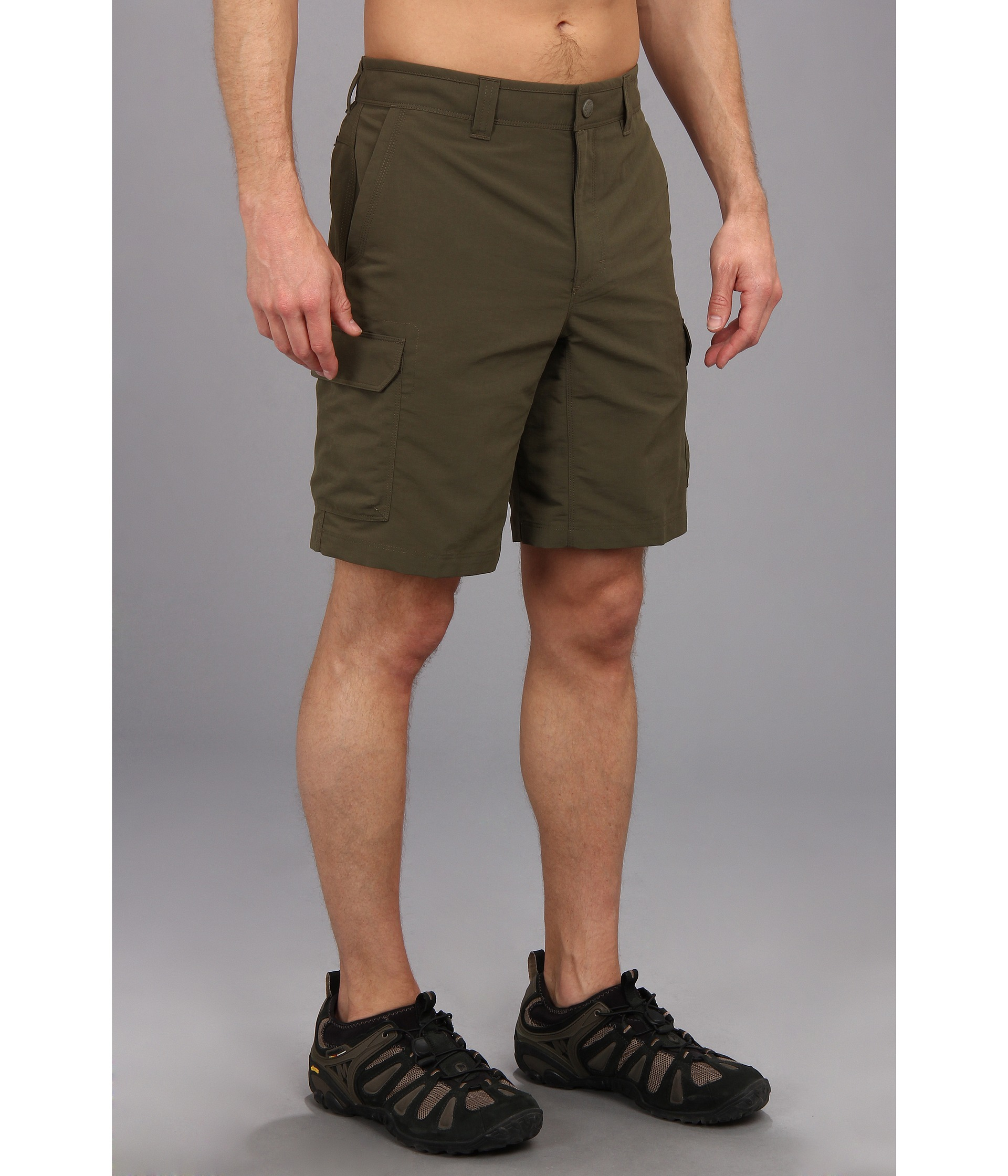 6fe76c3e4d The North Face Paramount Ii Cargo Short in Green for Men - Lyst