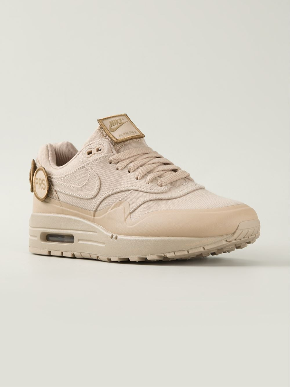 on sale 9db76 13f34 ... ireland nike air max 1 sneakers in natural for men lyst c855d 78fd5