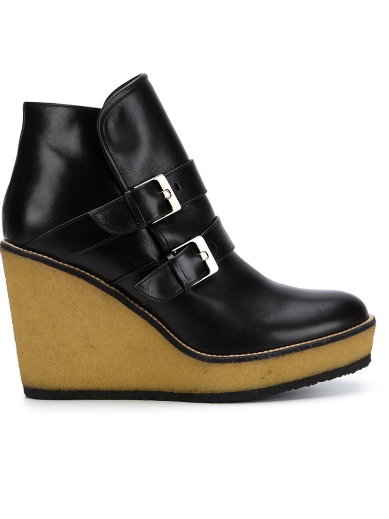 Robert Clergerie Avril Ankle Boots cheap low price eDrsY