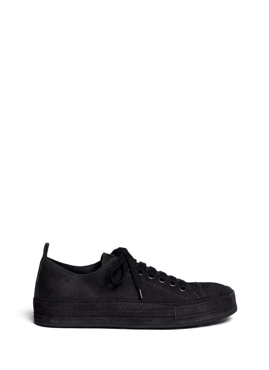 Ann Demeulemeester low-top sneakers cheap best wholesale clearance clearance store explore clearance how much limited edition a6C6KRX