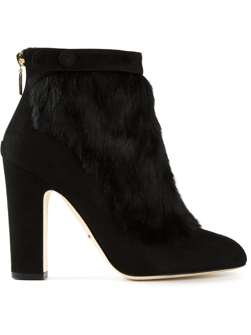 Dolce & Gabbana Ankle Boots VALLY leather RirzXP