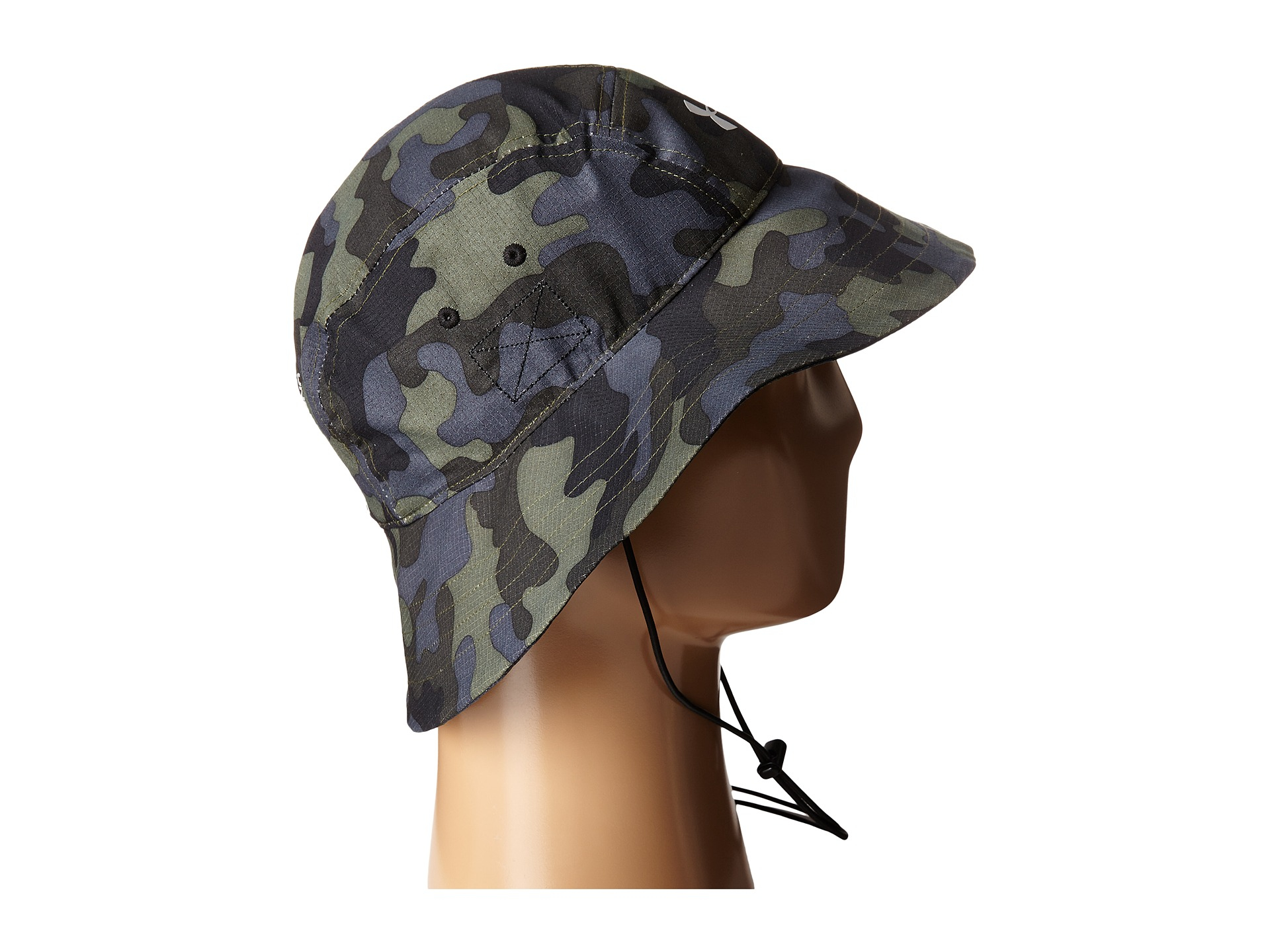 Lyst - Under Armour Ua Airvent Bucket Hat in Green for Men 19a9fc3e110