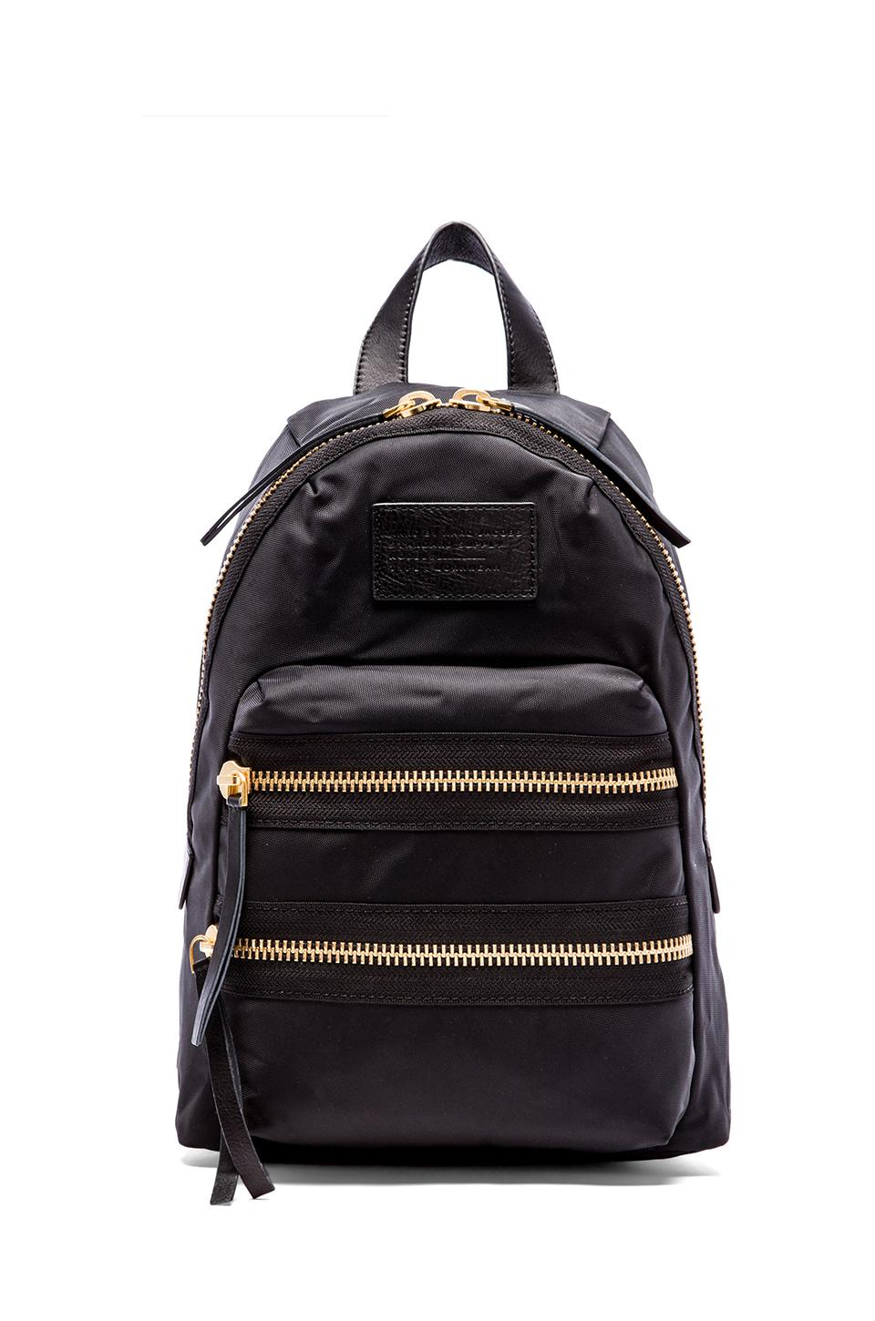 08a4324e2c Lyst - Marc By Marc Jacobs Domo Arigato Mini Packrat Backpack in Black