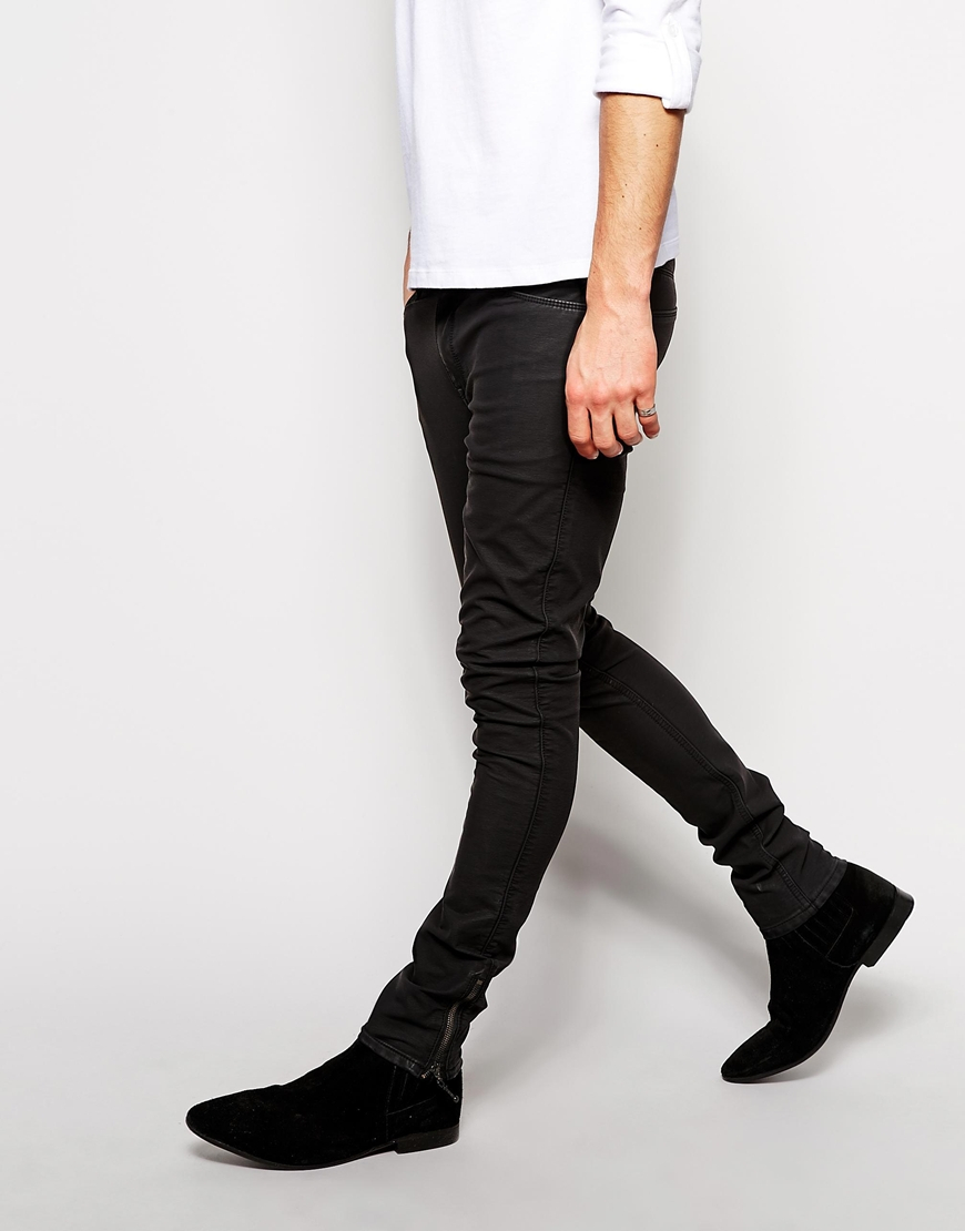 Find great deals on eBay for asos mens jeans. Shop with confidence. Skip to main content. eBay: Mens ASOS Black Skinny Fit Ripped Jeans W30, L30 Vintage Aesthetic. Pre-Owned. $ or Best Offer. ASOS Men's Soul Star Turn Up Skinny Fit Jeans 30x30 (Acutal 34x29) Black NWT See more like .