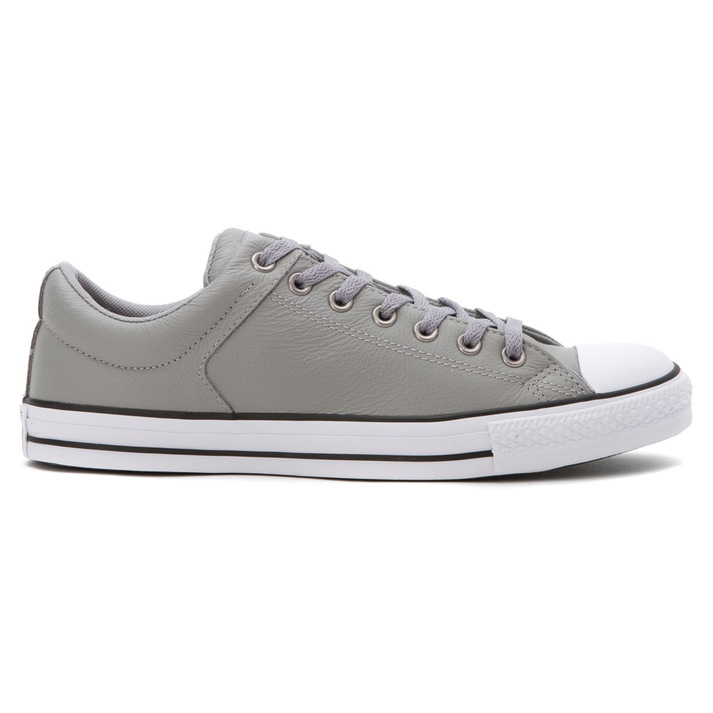 lyst converse chuck taylor all star high street low top. Black Bedroom Furniture Sets. Home Design Ideas