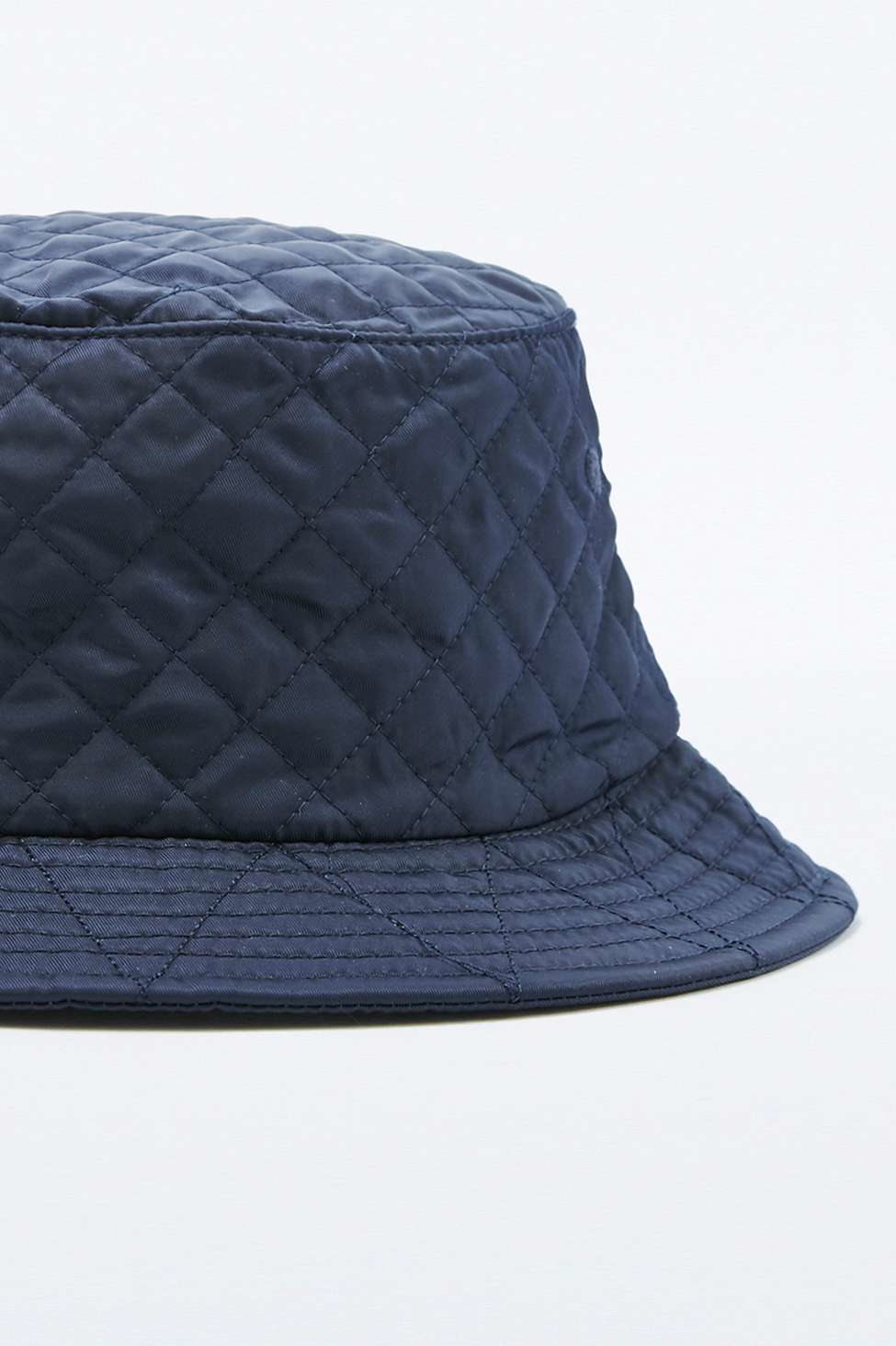 6035cf9d163 Herschel Supply Co. Quilted Lake Navy Bucket Hat in Blue for Men - Lyst