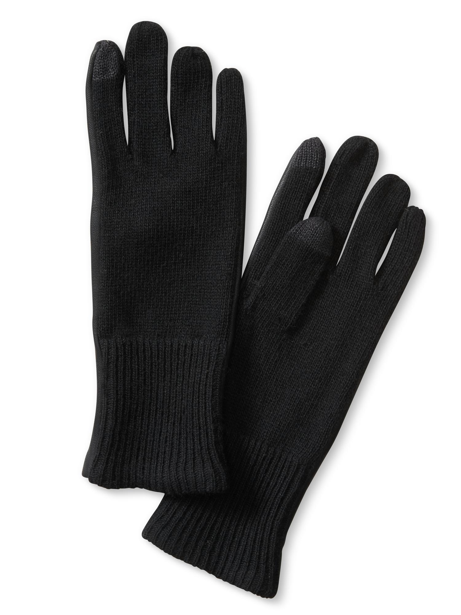 Merino Wool Fingerless Glove: fabric & care % extra-fine Merino wool. Hand wash cold, dry flat, cool iron; or dry clean. overview Knit with an allover ribbed stitch for extra comfort, these fingerless gloves are made with soft, luxurious and remarkably warm Merino wool. Fit &.