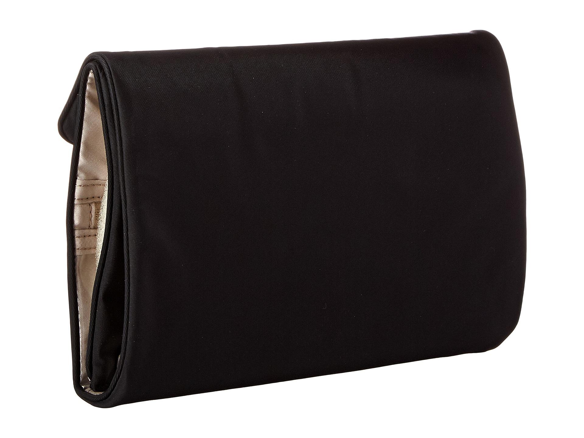 tumi voyageur jewelry travel roll in black lyst