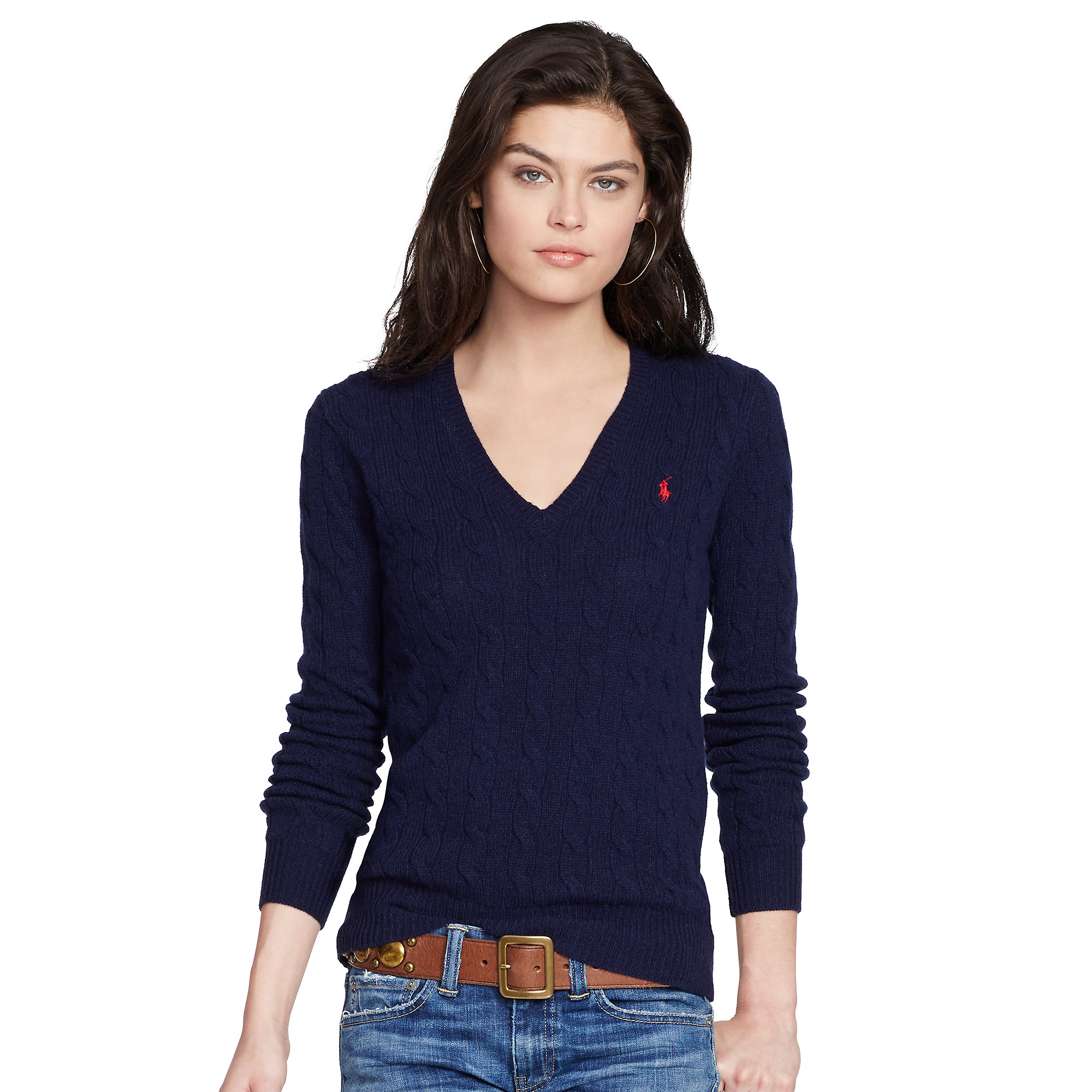 Lauren Ralph Lauren Cashmere Sweater - Cashmere Sweater England