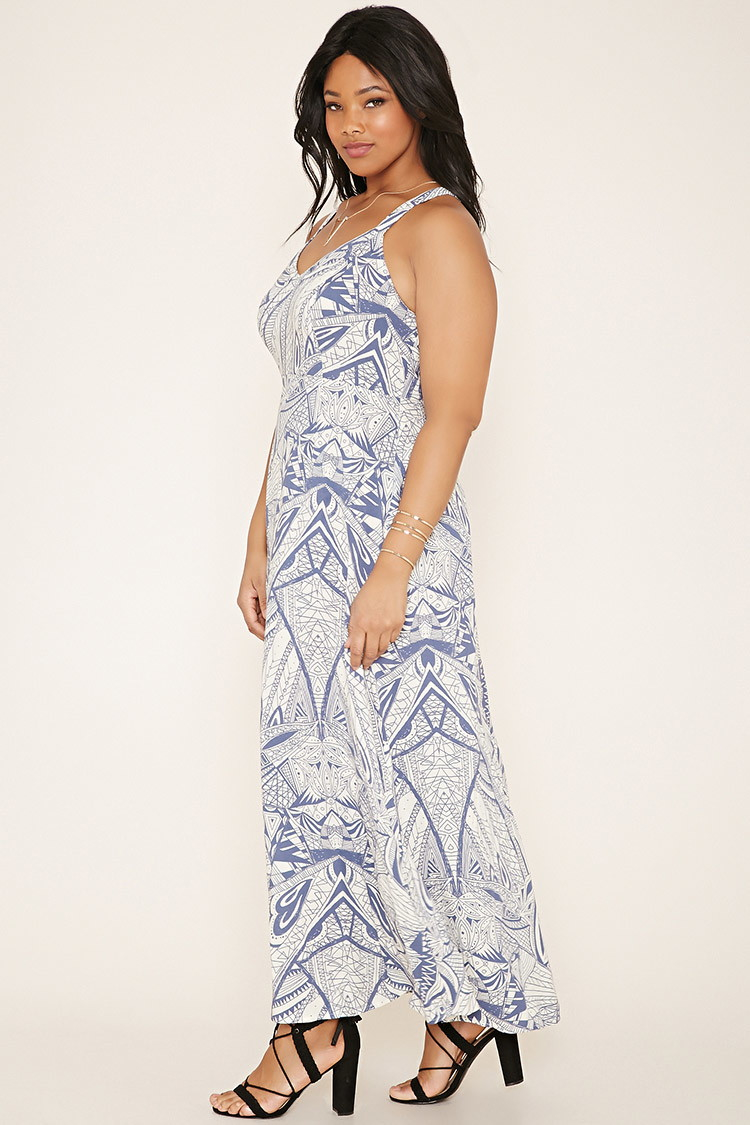 Cream Lace Maxi Dress Plus Size - raveitsafe