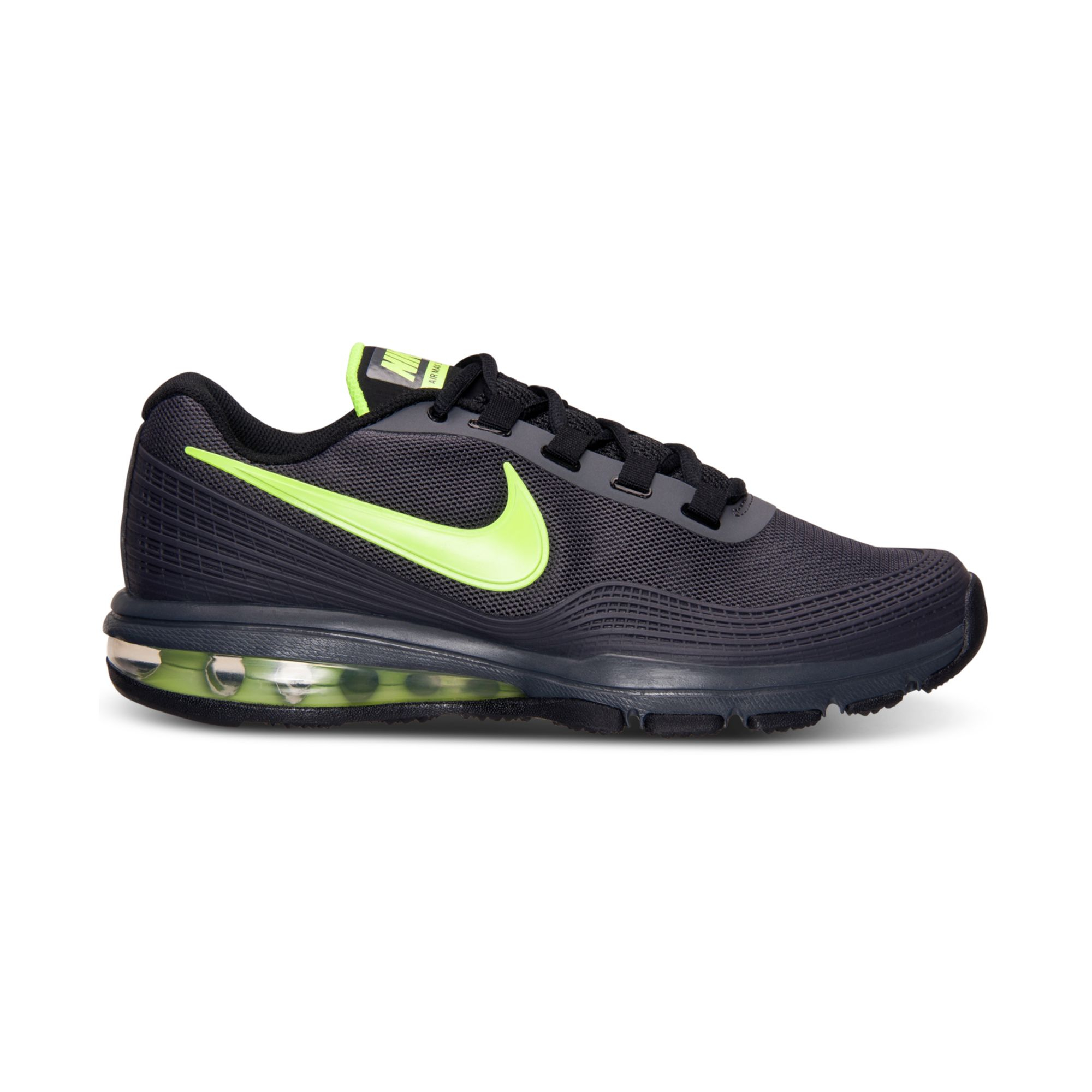 best authentic add17 527f7 Nike Mens Air Max Tr 365 Training Sneakers From Finish Line in Black ...