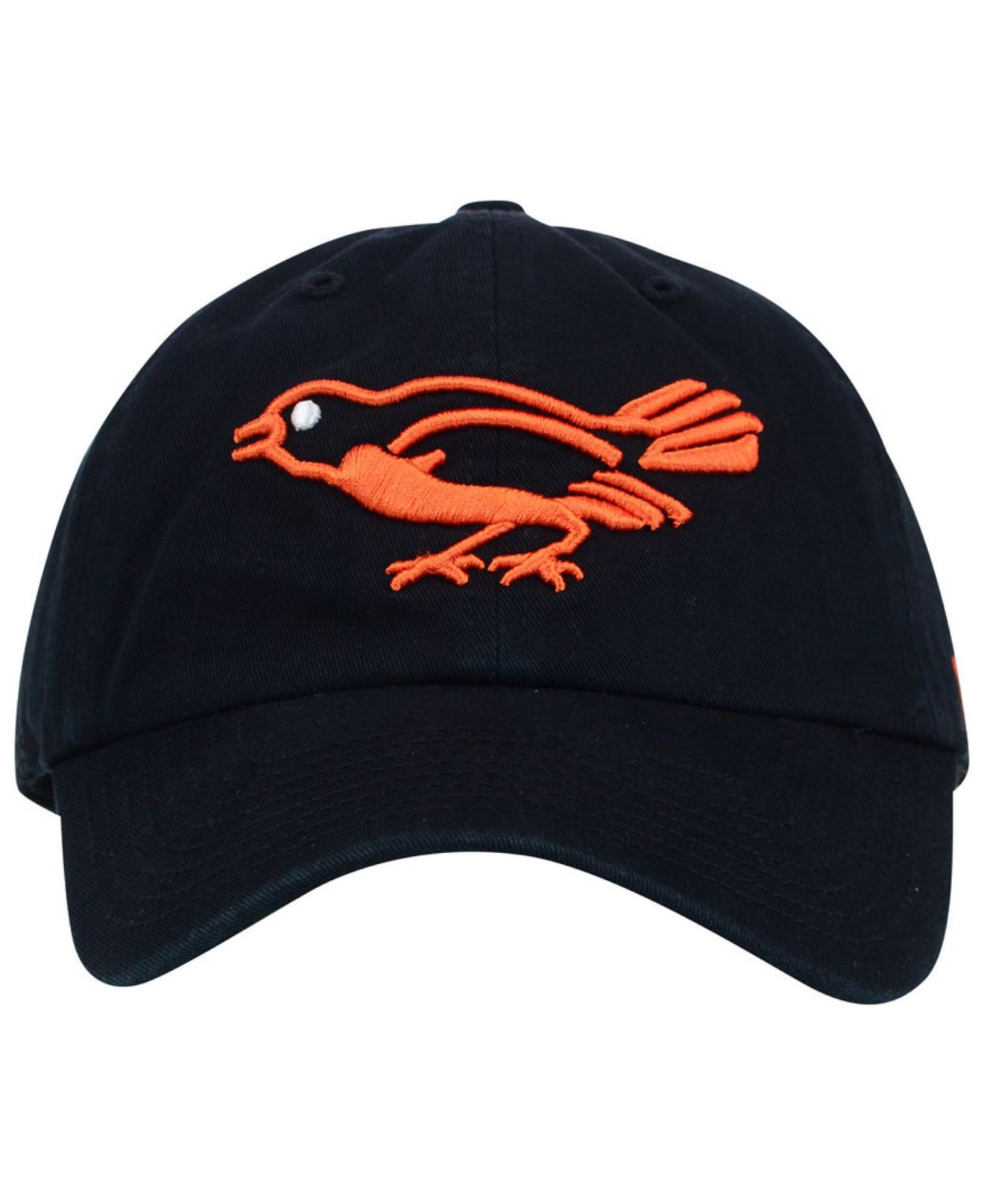 92223107806 Lyst - 47 Brand Baltimore Orioles Core Clean Up Cap in Black for Men