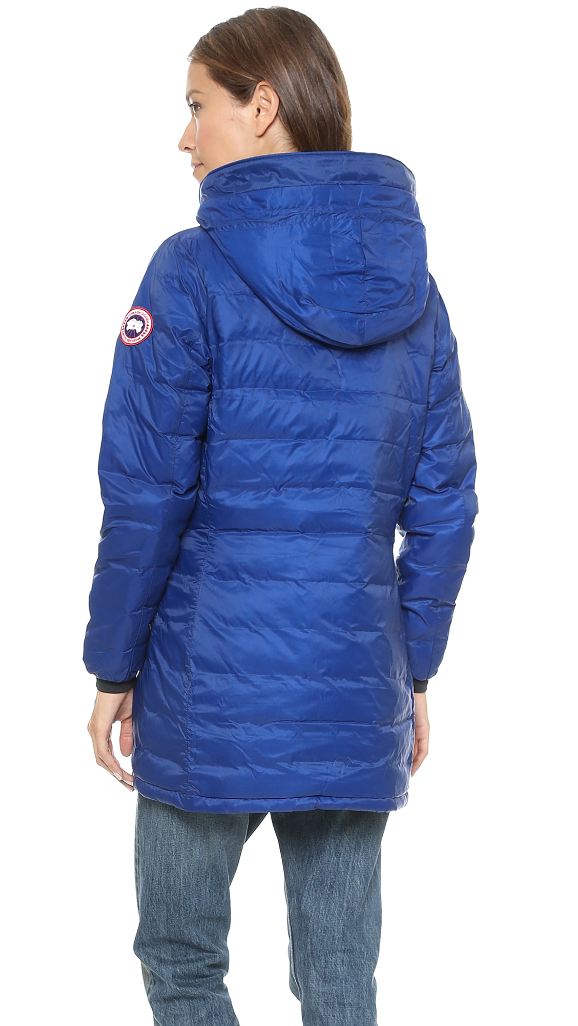 Pacific Blue Canada Goose Jacket