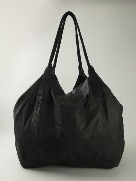 Black Oversized Shoulder Bag 2