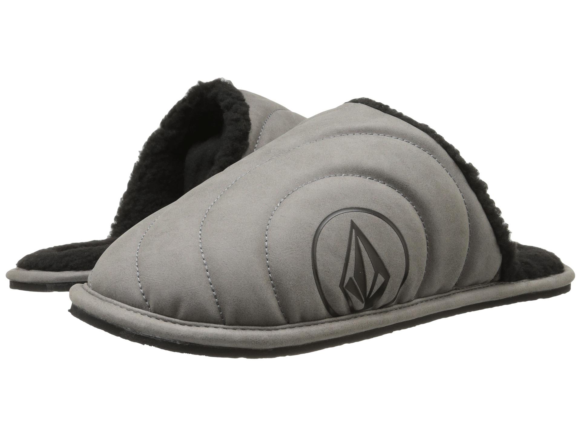 344ba1ae737 Lyst - Volcom Slacker Slipper in Gray for Men