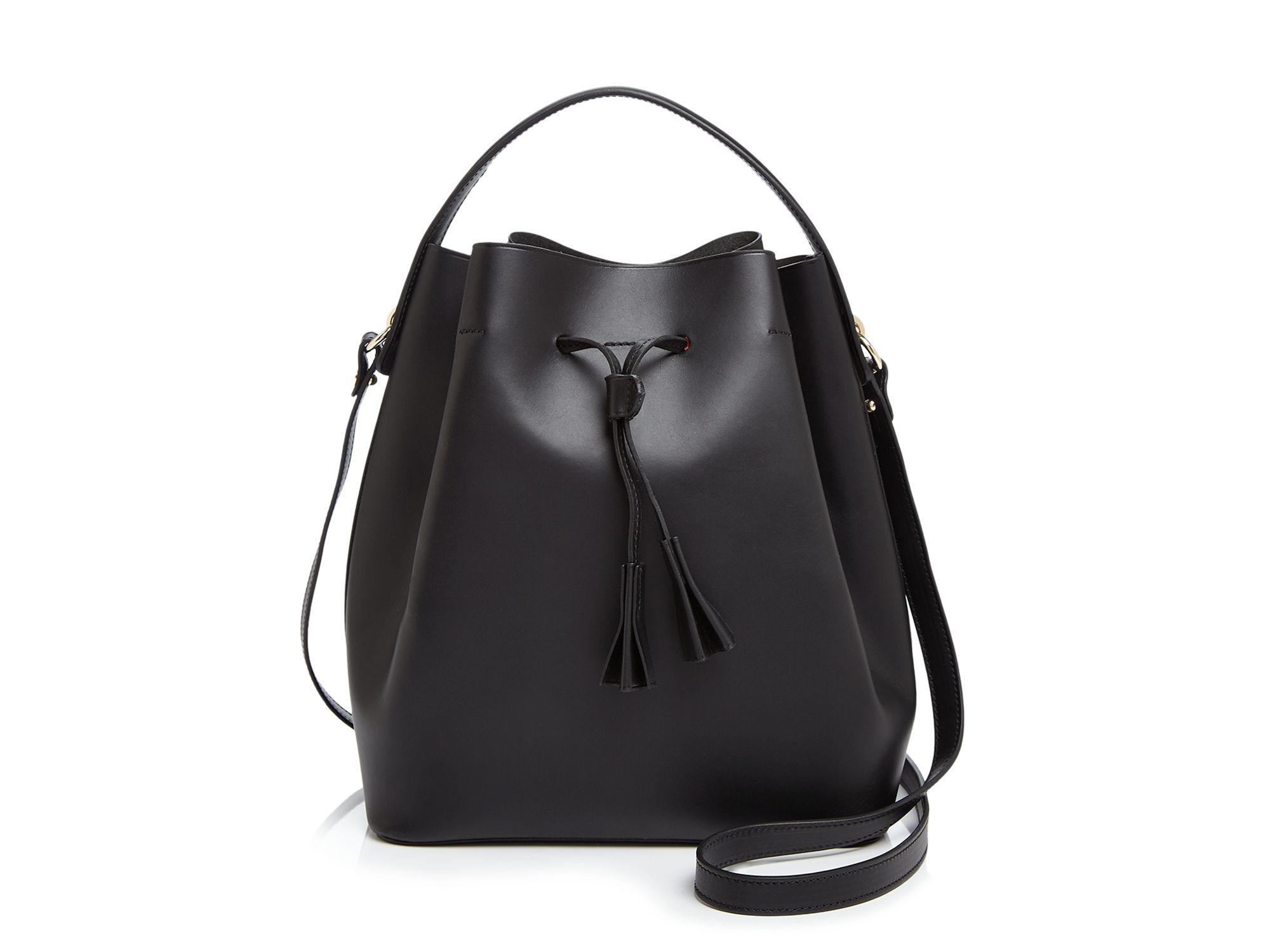 celine luggage bag online shop - celine bucket black