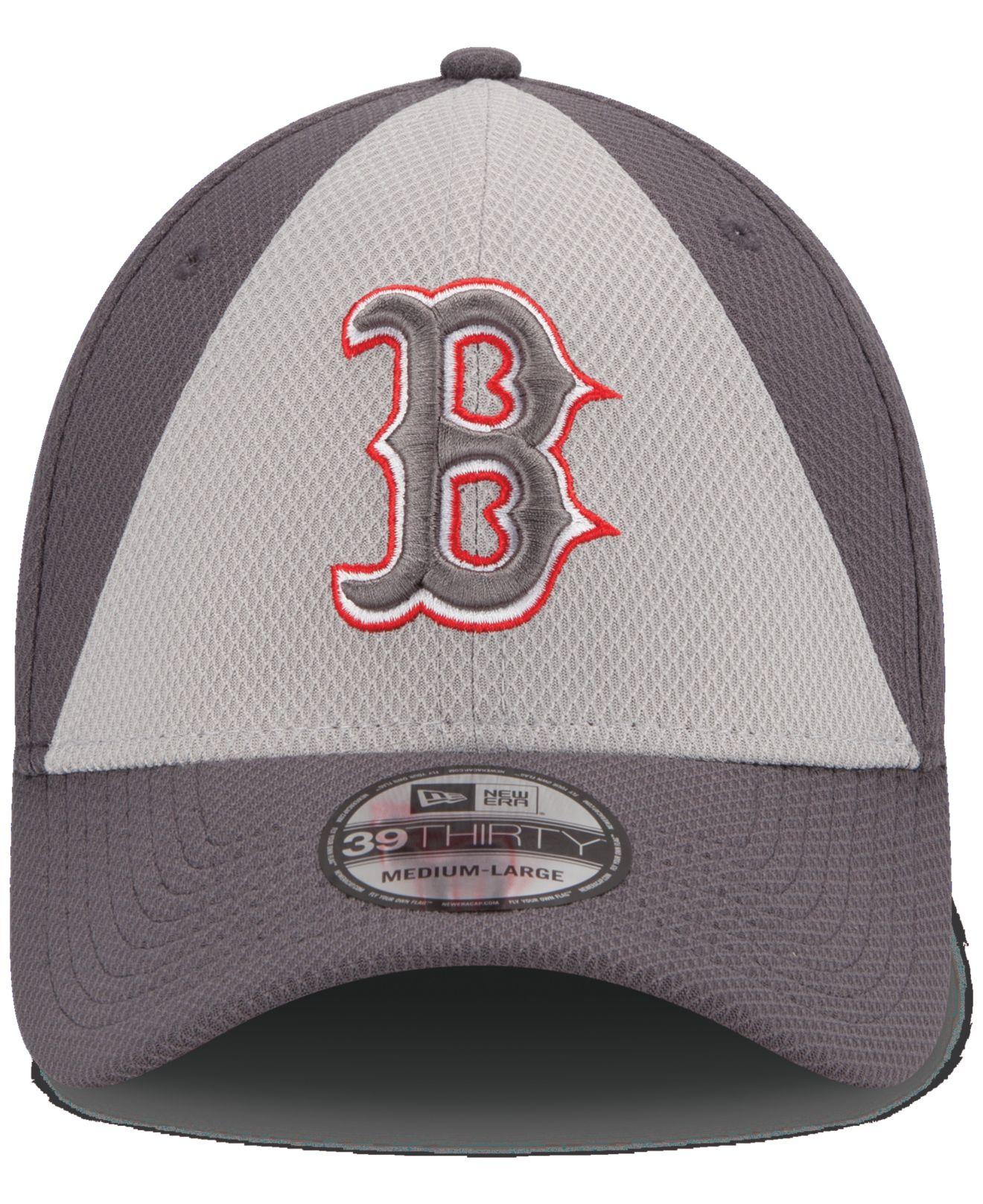 free shipping 175a0 71d14 Lyst - KTZ Boston Red Sox Diamond Era Double Play 39thirty Cap in ...