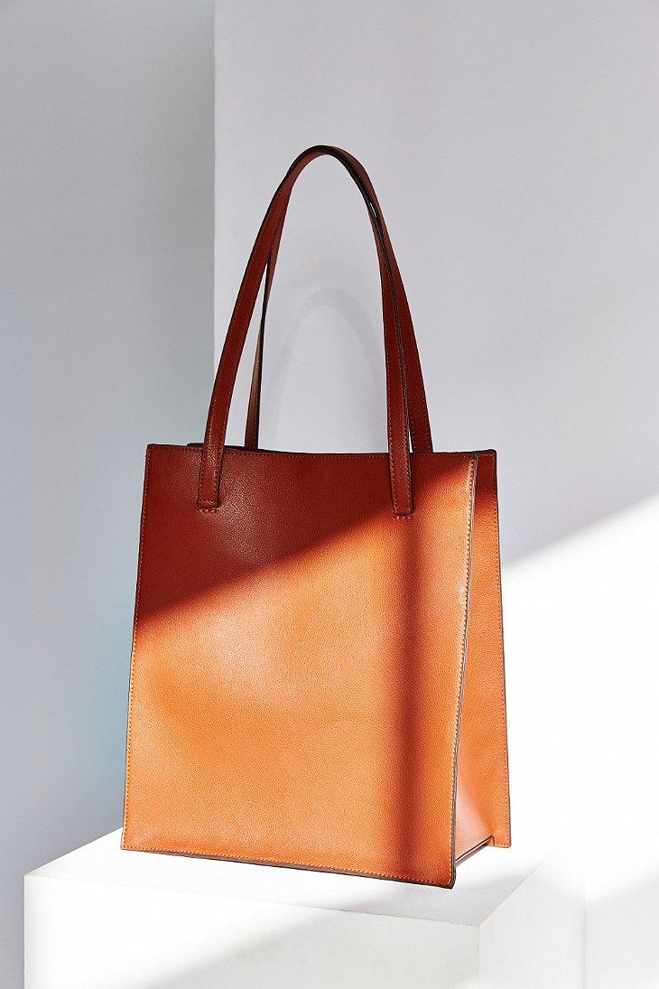 Bdg Classic Tote Bag in Brown | Lyst