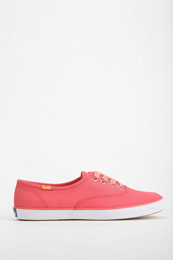 keds chion sneaker in pink coral lyst