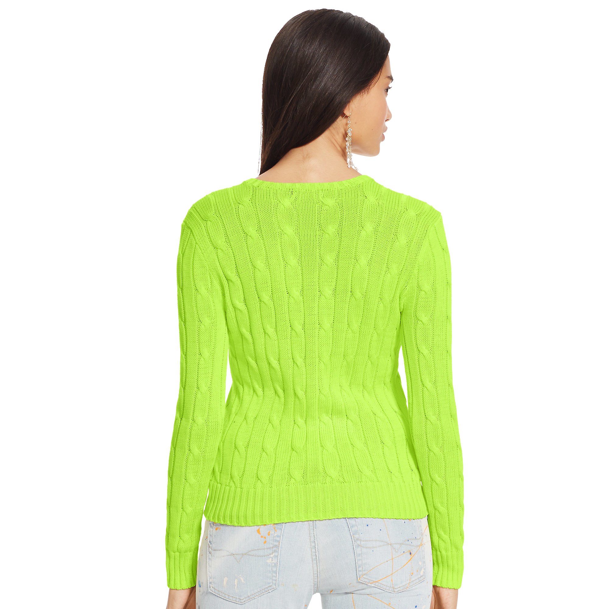 Gallery. Women's Cable Knit Sweaters