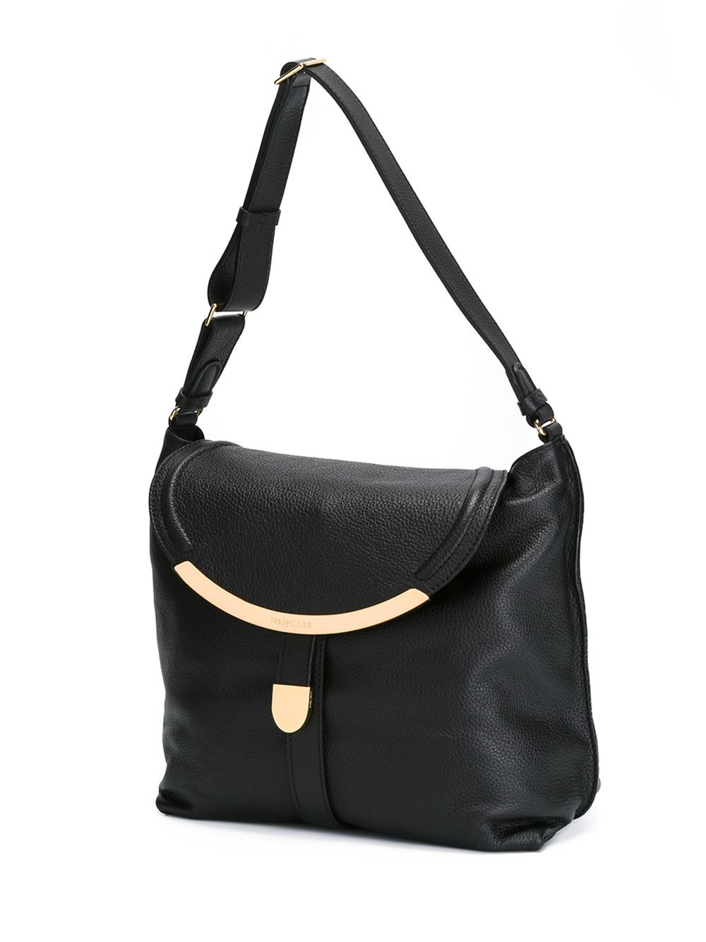 See by chloé 'Lizzie' Shoulder Bag in Black | Lyst
