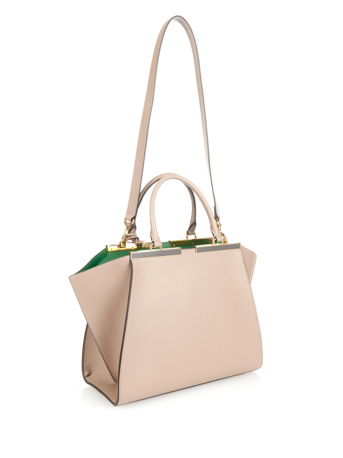 Gallery. Previously sold at  MATCHESFASHION.COM · Women s Trapeze Bags  Women s Fendi 3jours ... 5d59427b9ee41