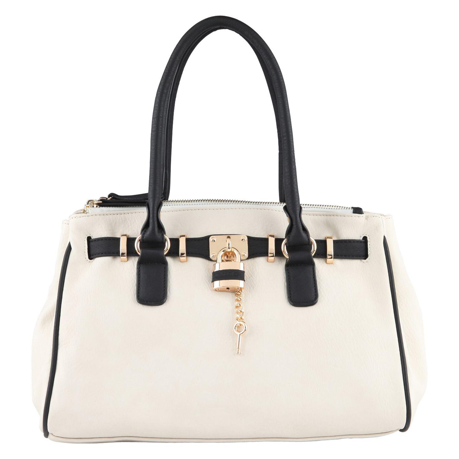 22e75fc945e Aldo Tote Bags For Women   Gold Flat Sandals