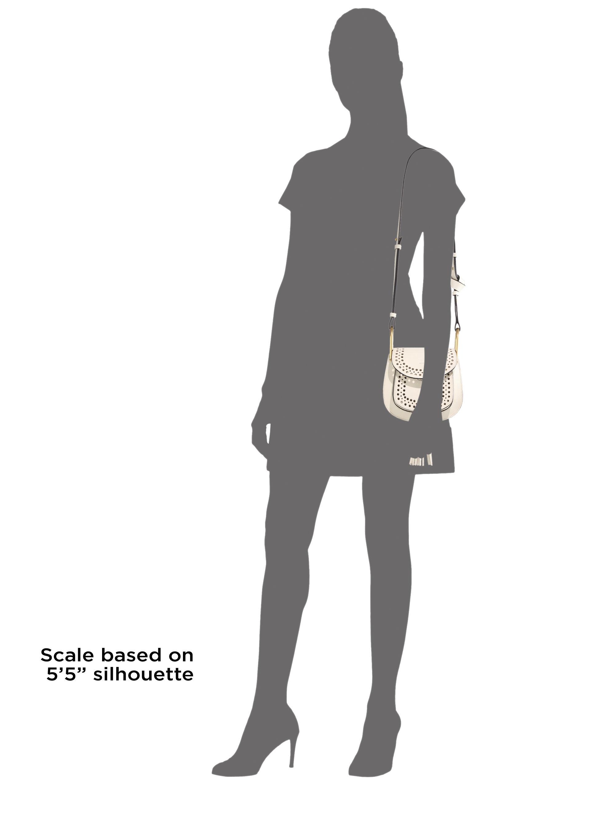replica chloe elsie brown large shoulder bag