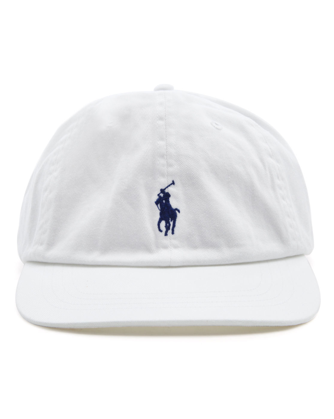 polo ralph lauren classic sport white cap in white for men. Black Bedroom Furniture Sets. Home Design Ideas