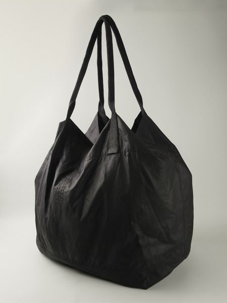 Black Oversized Shoulder Bag 48