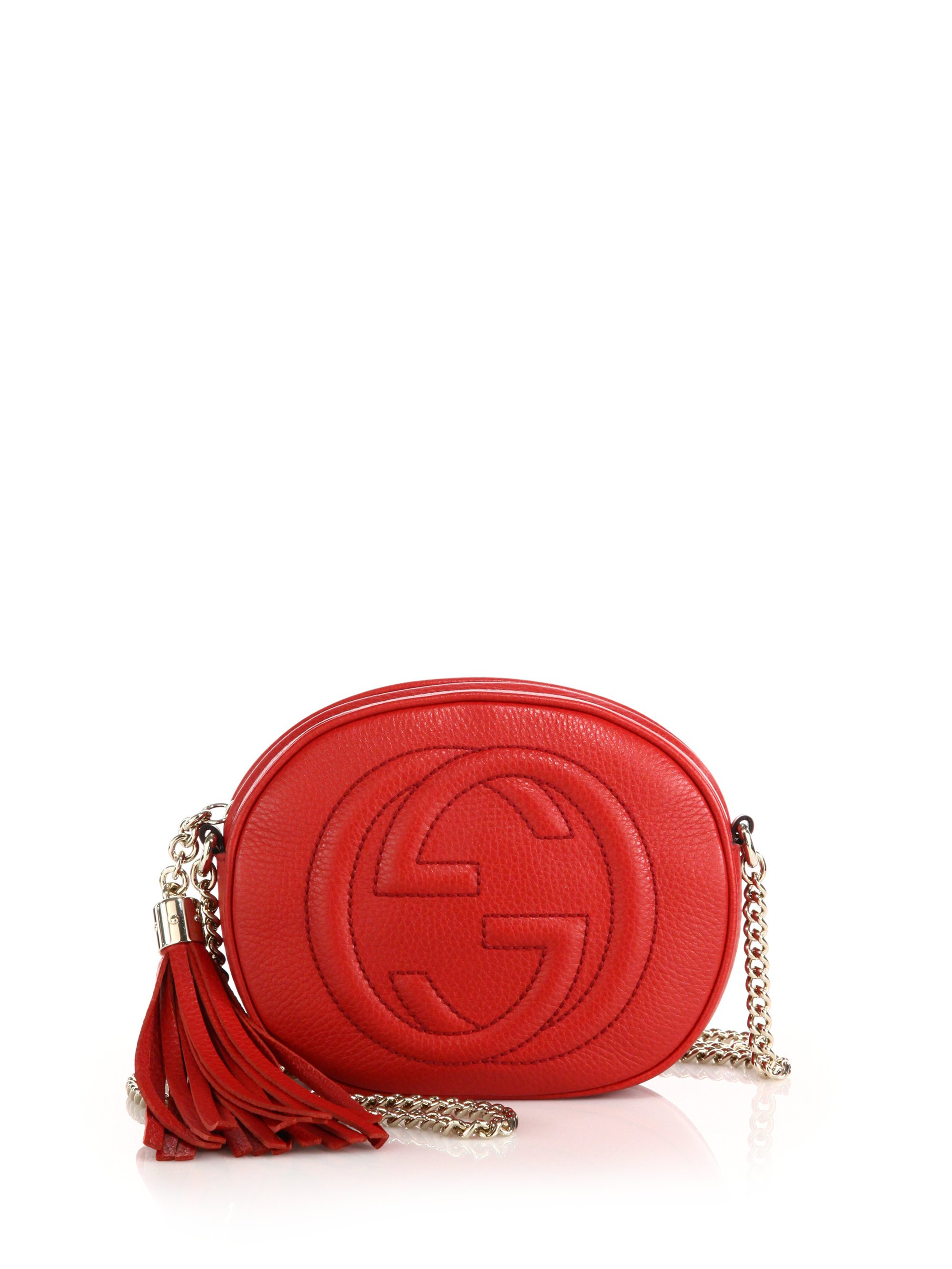 3bc5516334bef6 Gallery. Previously sold at: Saks Fifth Avenue · Women's Gucci Soho Bag