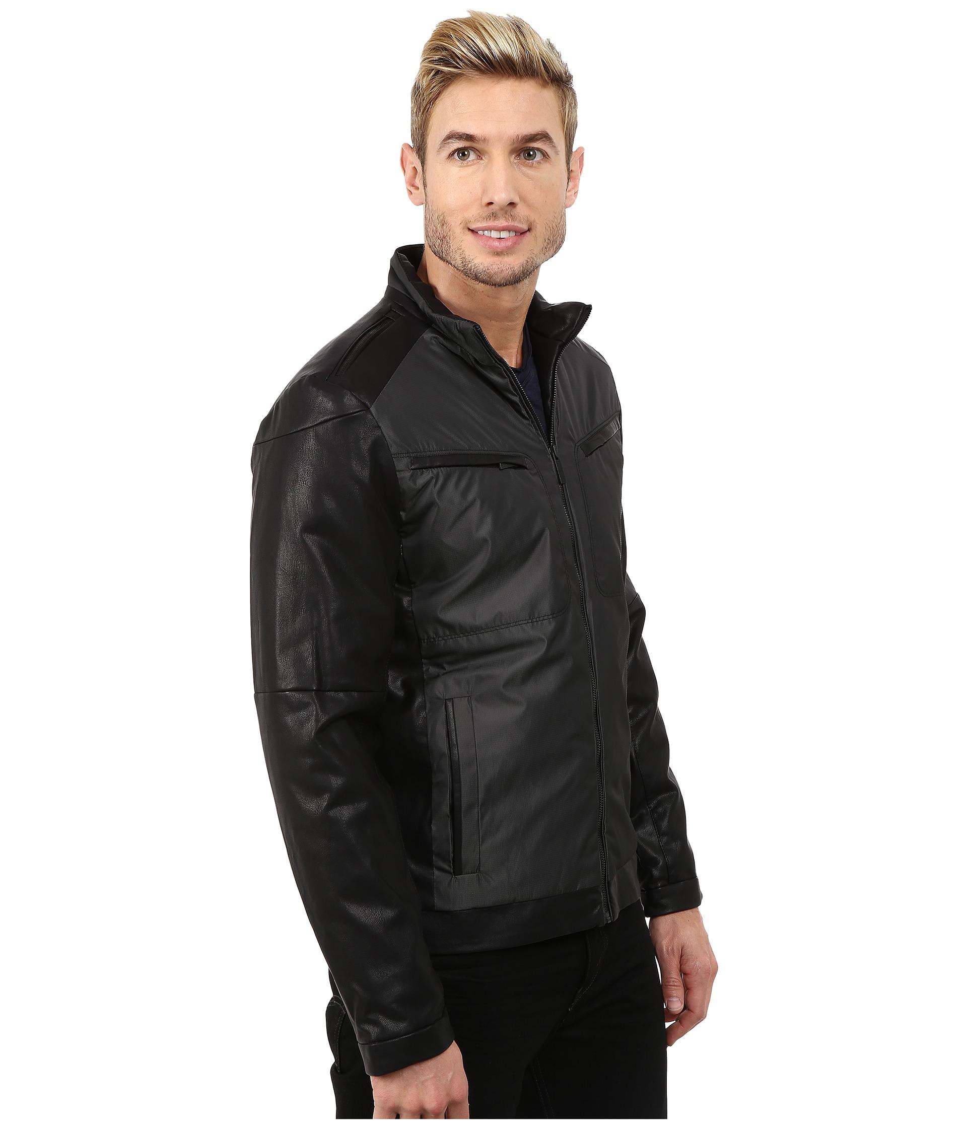 Yd leather jacket