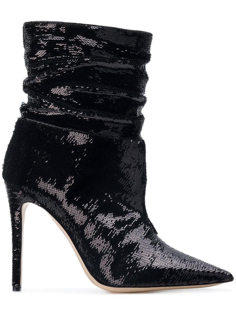 Deimille A Des Bottes D'orteil - Noir 9CorC41sr