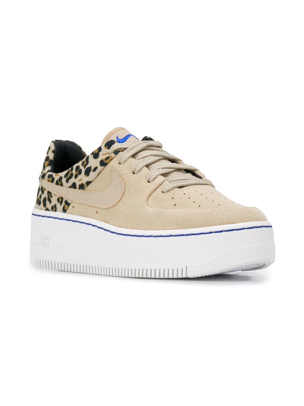 quality design 43752 1e517 Lyst - Nike Air Force One Sneakers