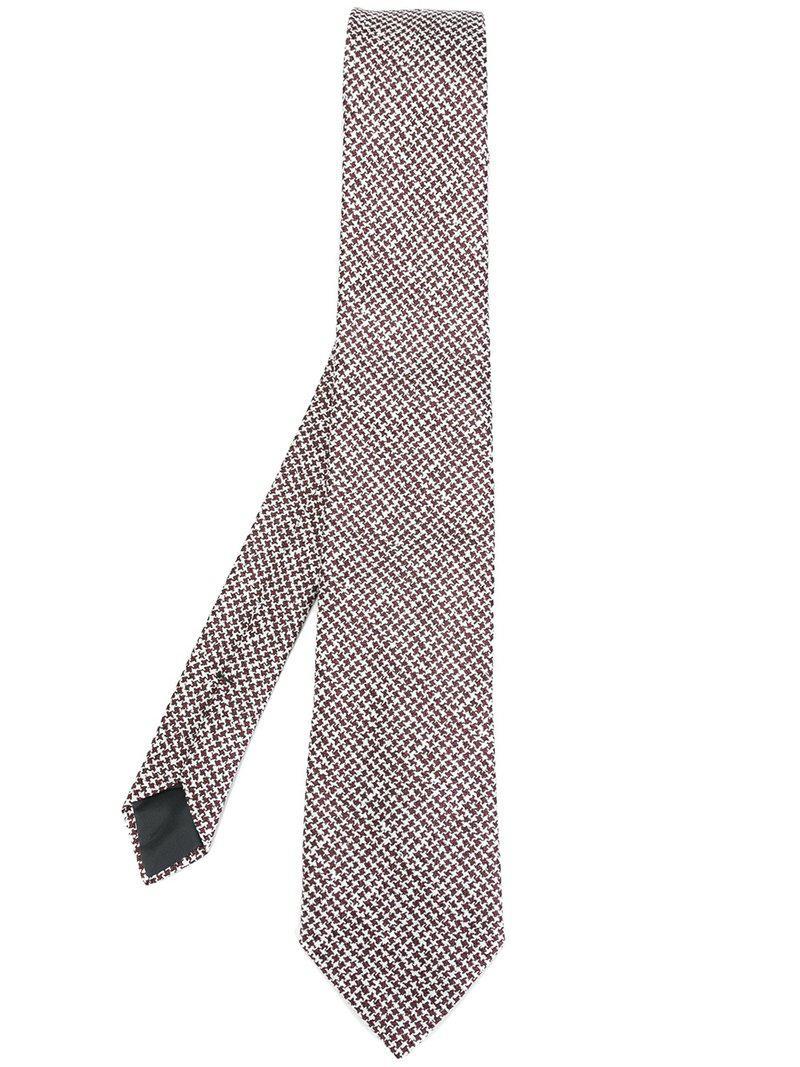 Cravate Tricot - Clinique De Mode Intemporelle Brun uVjNd