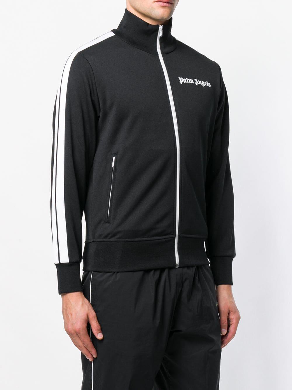 576277e065bd0 Palm Angels - Black Classic Logo Track Jacket for Men - Lyst. View  fullscreen