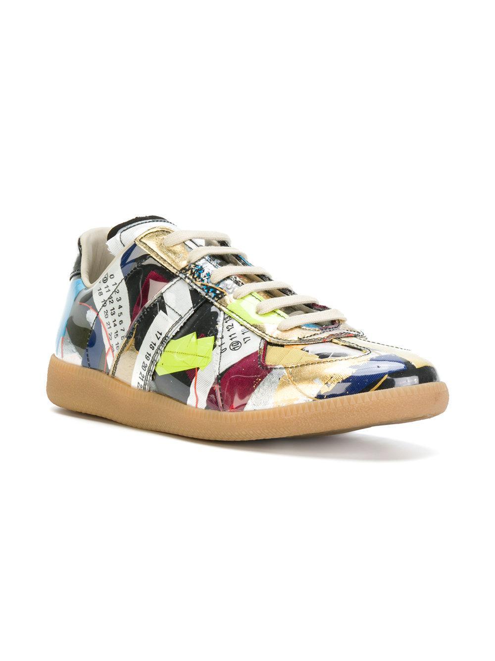 burnished Replica sneakers - Multicolour Maison Martin Margiela vs6mKW
