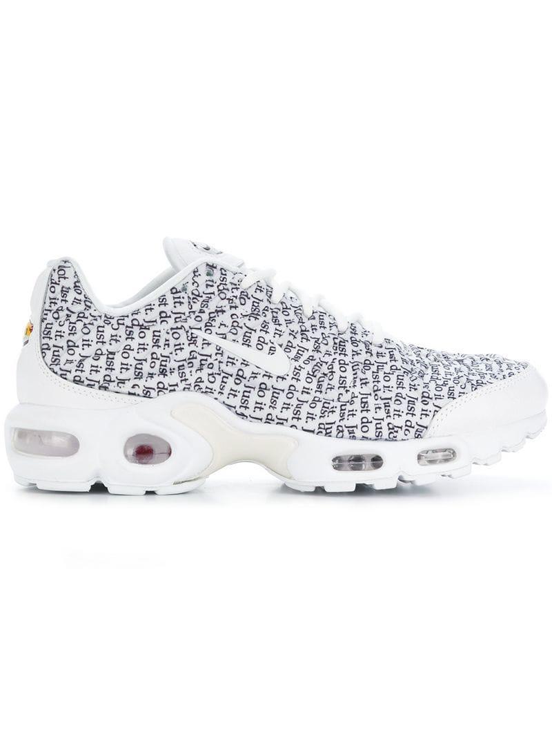 1ac96fa7f98f1 Lyst - Nike Air Max Plus Se Sneakers in White