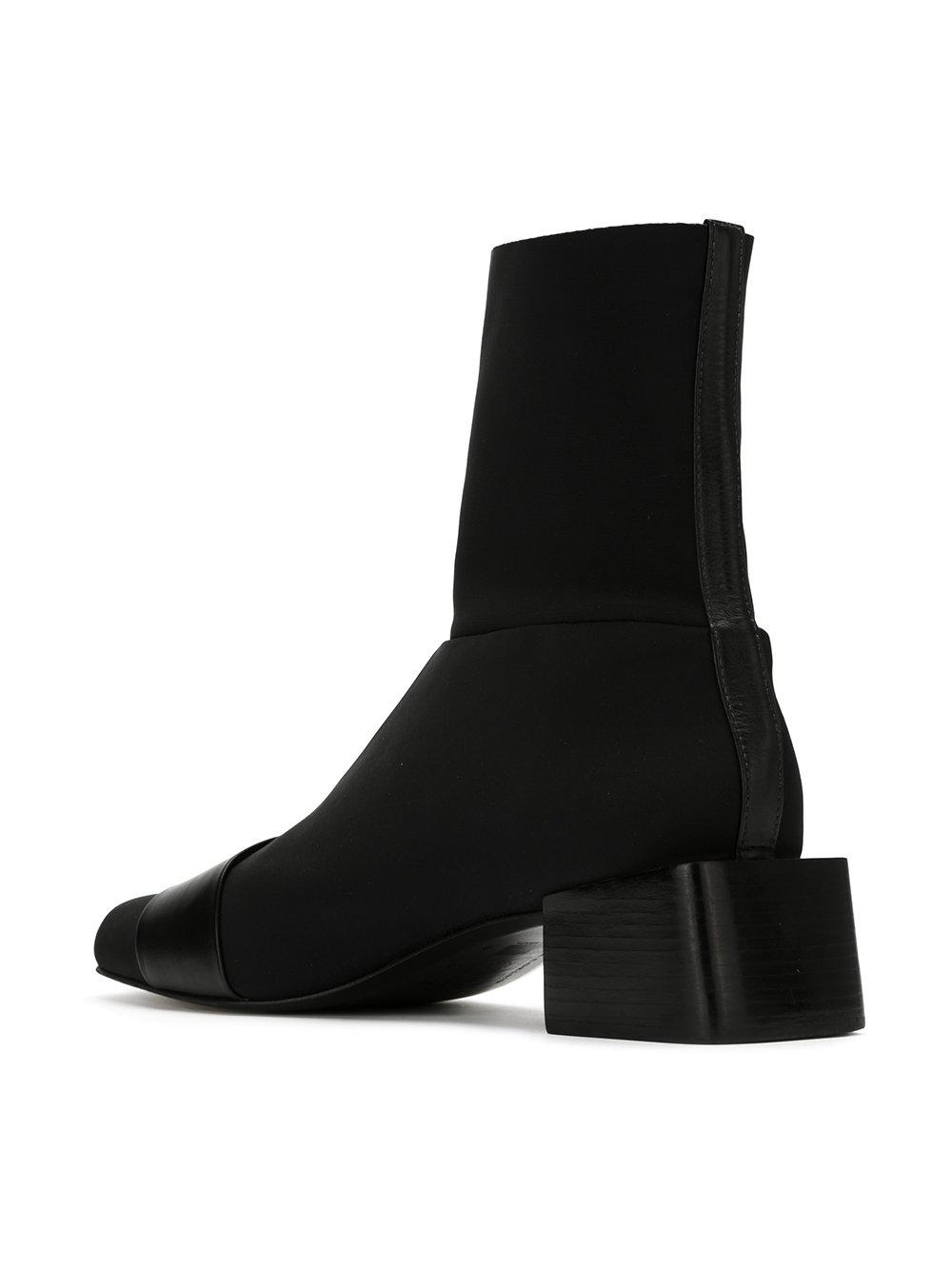 Gloria Coelho Asymmetric boots Affordable Cheap Online Get Authentic Online Low Shipping Discount Low Shipping Find Great For Sale cQuSTEMK