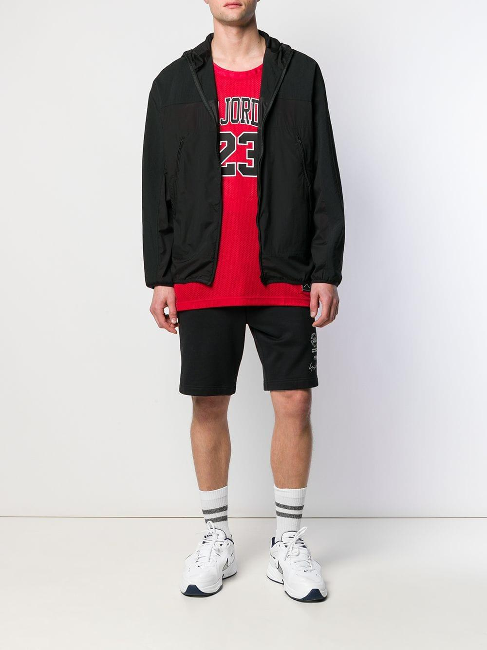 quite nice 4669e 6eb4f Lyst - Nike Jordan Dna Distorted Jersey in Red for Men