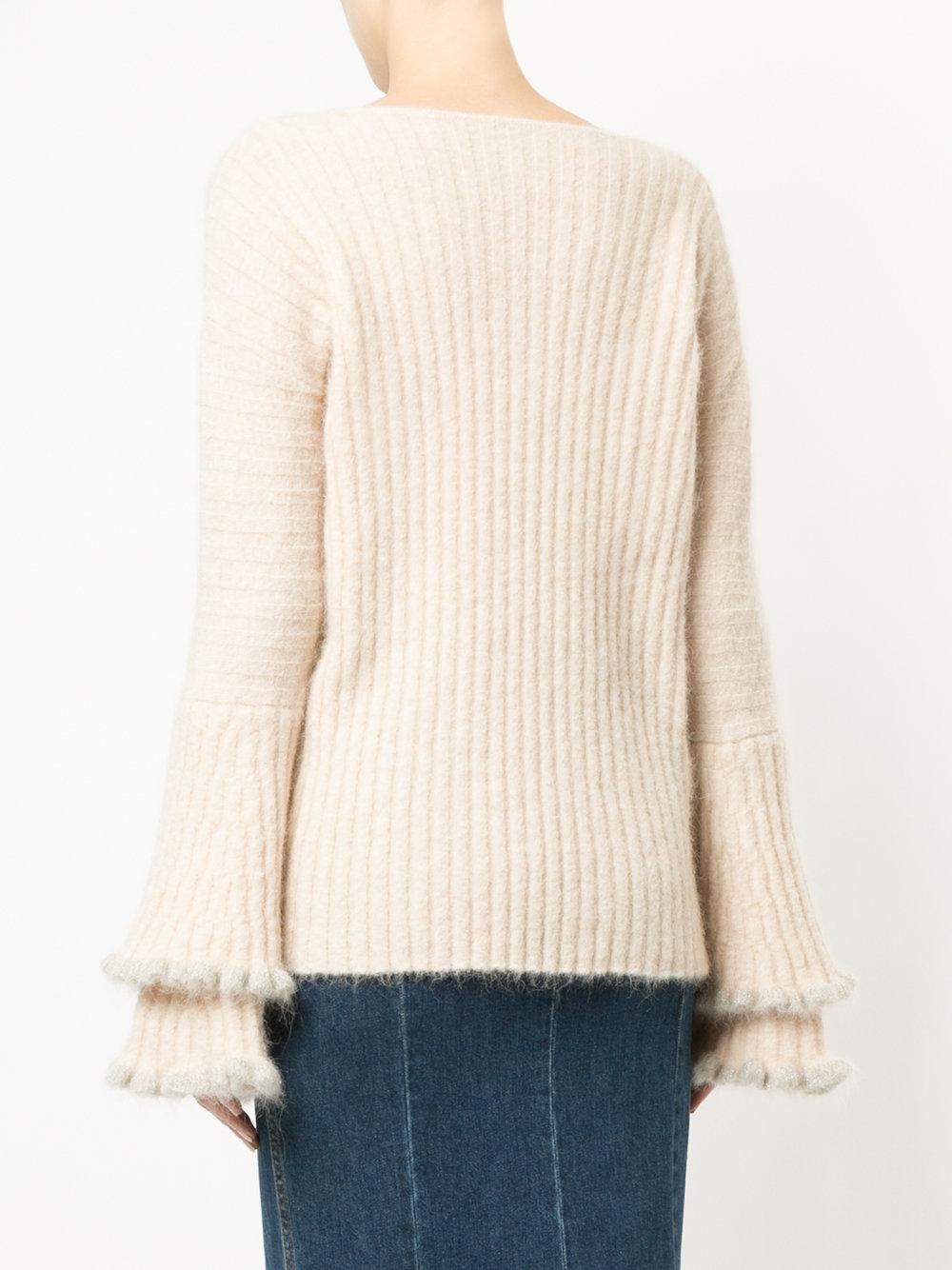 Only Lonely sweater - Nude & Neutrals Alice McCall Cheap Price Low Shipping Fee Exclusive Cheap Price Discount Browse Best Prices G7Yl1H2Ry
