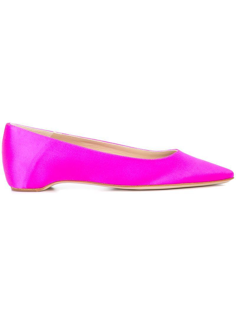Julie pumps - Pink & Purple Stuart Weitzman FlmGNn6Jn