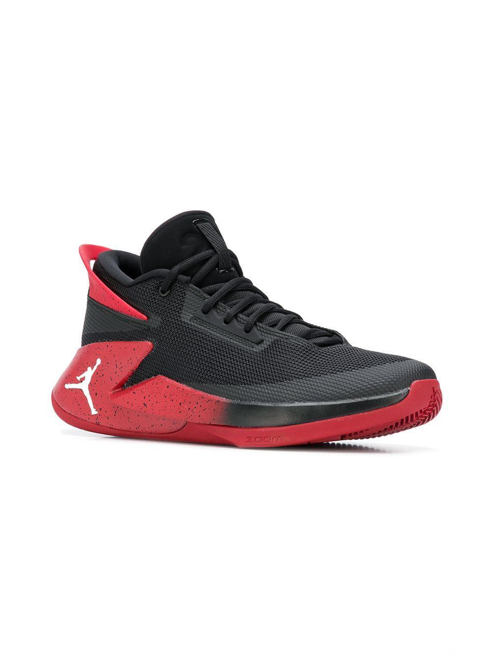 official photos 1ca2f a7bee Nike Jordan Fly Lockdown Sneakers in Black for Men - Lyst