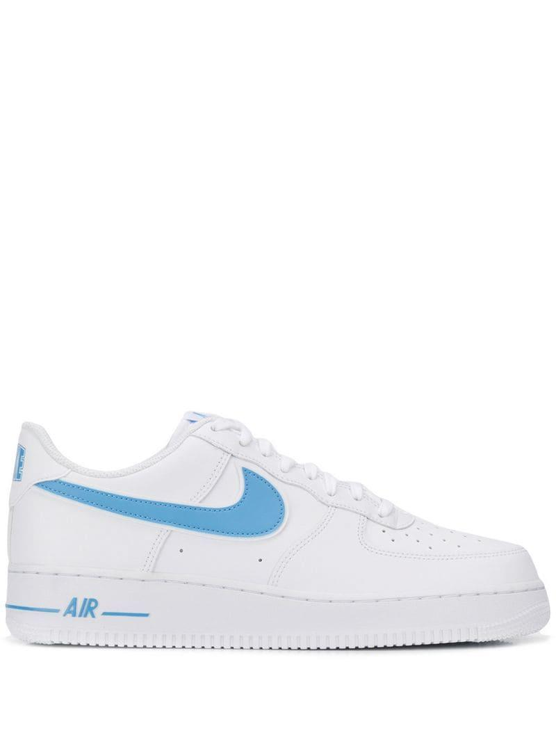 bf79adcfc4e805 Lyst - Nike Air Force 1  07 in White for Men