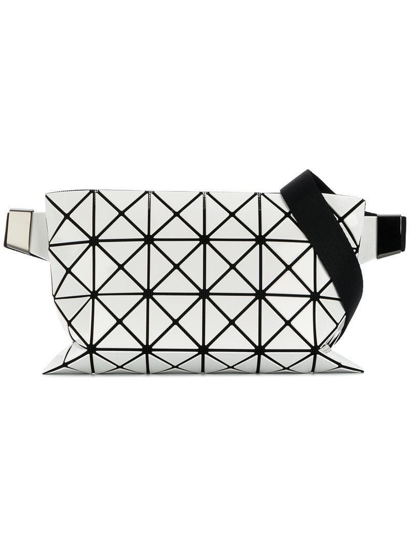 Lyst - Bao Bao Issey Miyake Waist Bag Wallet in White c14541d3e7a7e