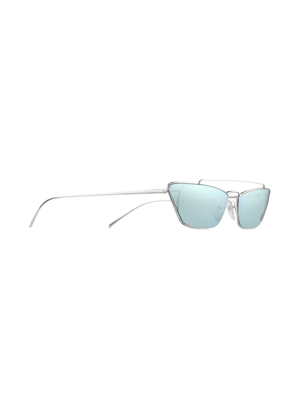 3899cb22e24 ... Prada Ultravox Sunglasses - Lyst. View fullscreen
