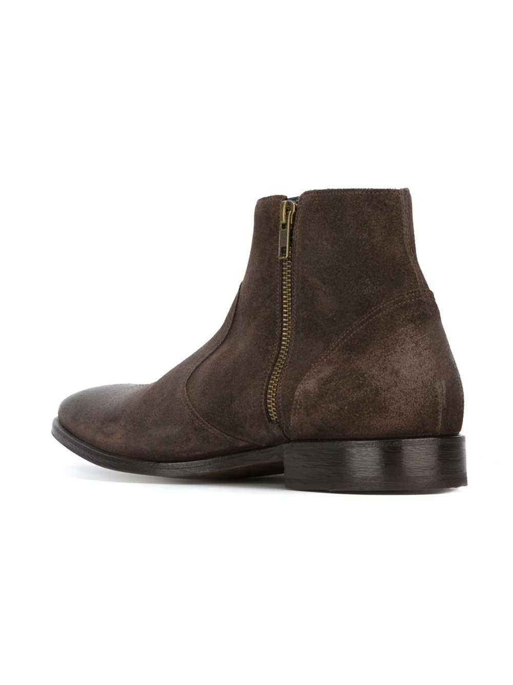 Pete Sorensen Hurricane Ankle Boots In Brown For Men Lyst
