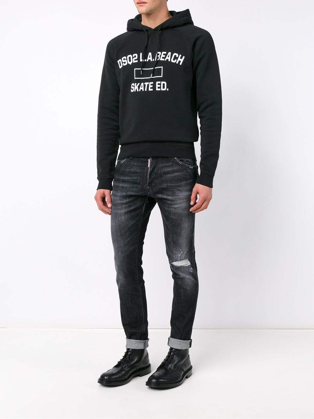 Dsquared² 'cool Guy' Jeans in Black for Men | Lyst