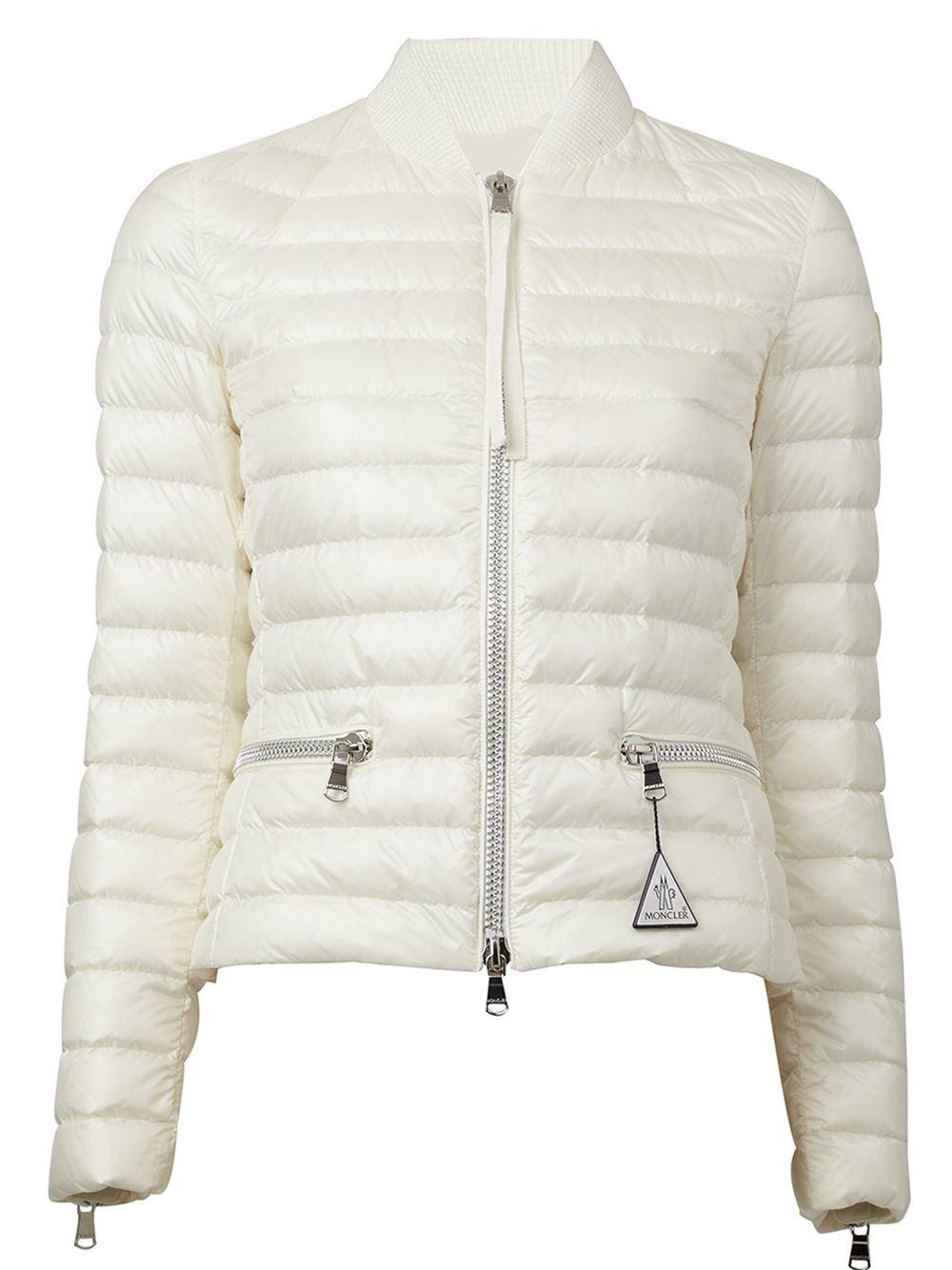 moncler Jackets WHITE