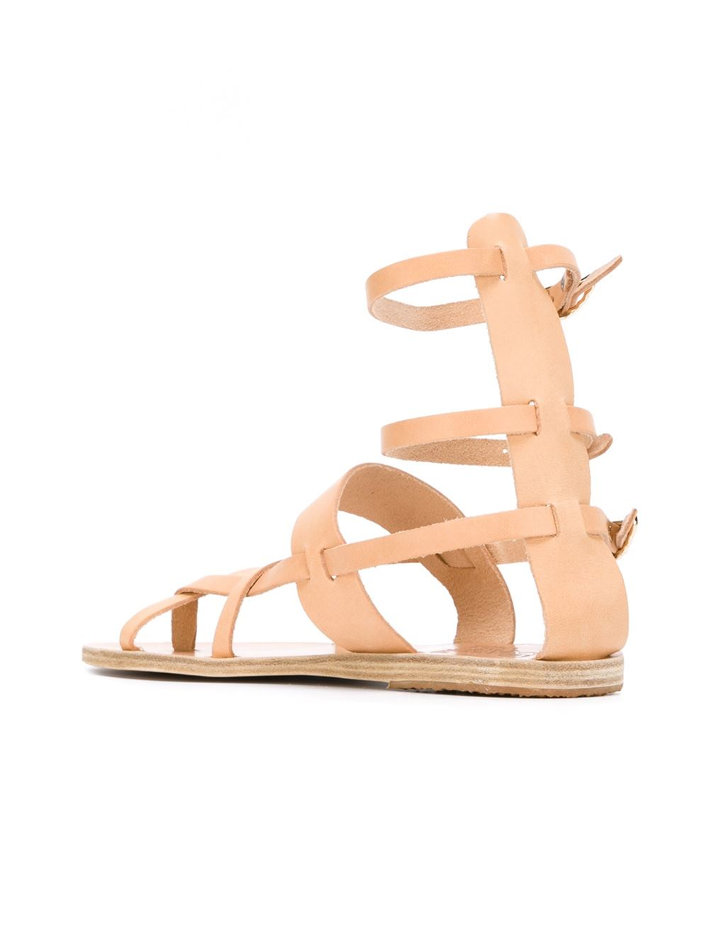Ancient Greek Sandals Alethea Sandals In Natural Lyst